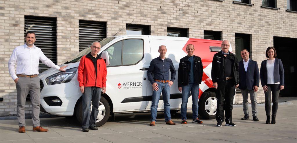 Team WERNER Immobilienverwaltung